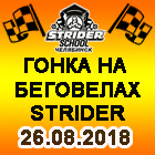 STRIDER Racing 2018 Chelyabinsk